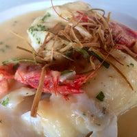Photo taken at Restaurante Cal Mingo by Mireia M. on 6/9/2013