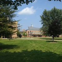 Photo taken at Clarkson University by Hothaifa on 8/22/2013