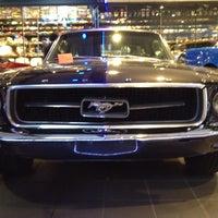 Photo taken at Mustang Garage by Gilles G. on 4/27/2014
