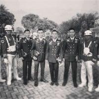 Photo taken at Sekolah Tinggi Penerbangan Indonesia (STPI) by Derri R. on 2/22/2013
