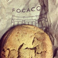 Photo taken at Focaccia Cafe & Bakery by Darwin D. on 2/28/2013