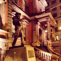 Photo taken at The Union League of Philadelphia by Darwin D. on 4/30/2013