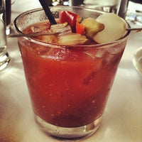 Photo taken at Flora Restaurant & Bar by Darwin D. on 12/29/2012