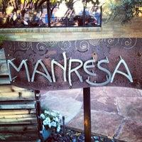 Photo taken at Manresa by Darwin D. on 6/21/2013