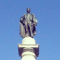 Photo taken at Marion Square by Darwin D. on 1/17/2013