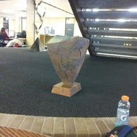 Photo taken at MWSU Library by Shane G. on 3/18/2013