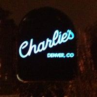 Photo taken at Charlie's Denver by Matt C. on 10/6/2012