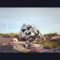 Photo taken at Futuroscope by Remi B. on 10/29/2012