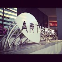 Photo taken at Artisphere by Michael M. on 9/14/2012