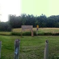 Photo taken at christiansen forest preserve by Allison G. on 7/3/2013