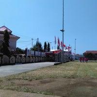 Photo taken at Alun-Alun Cilacap by Dias P. on 8/12/2017