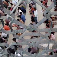 Photo taken at Masjid LIPI by Dias P. on 11/22/2013