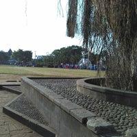 Photo taken at Alun-Alun Cilacap by Dias P. on 8/11/2017