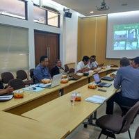 Photo taken at Kantor Satker PK-PAM Jateng Direktorat Jenderal Cipta Karya by Dias P. on 7/16/2018