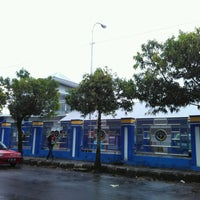 Photo taken at Terminal Bus Cilacap by Dias P. on 12/30/2016