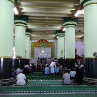 Photo taken at Masjid Agung Kauman by Dias P. on 2/17/2017