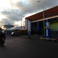 Photo taken at Terminal Bus Cilacap by Dias P. on 5/21/2017