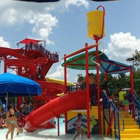 Photo taken at fayette aquatic center by Jody G. on 8/2/2013