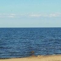 Photo taken at Lake Ladoga by Oleg K. on 7/3/2013