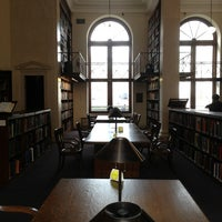 Photo taken at Avery Architectural & Fine Arts Library by Isaac S. on 2/24/2013