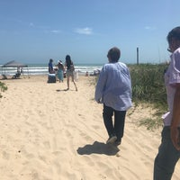 Photo taken at Beach Access 9 by Aldebarán R. on 4/1/2018