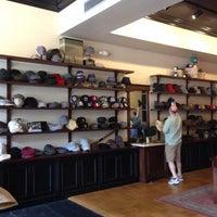Photo taken at Goorin Bros. Hat Shop Magazine St. by Black and G. on 4/18/2014
