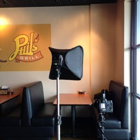 Photo taken at Phil's Grill by Black and G. on 11/26/2012