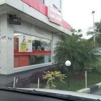 Photo taken at SPBU - Mega Bekasi by onlywie o. on 6/12/2013