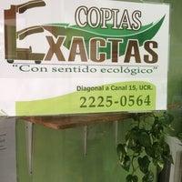 Foto tomada en Copias exactas. Centro Ecológico de Copiado por Lizeth S. el 2/27/2013