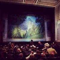 Photo taken at Teatro Arteria Coliseum by Carmen T. on 2/14/2013
