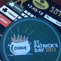Photo taken at Shamrock Irish Pub by Marcia B. on 3/17/2013