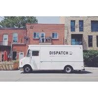 Photo prise au Dispatch Coffee par YingMing Z. le7/16/2015