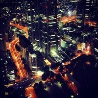6/24/2013 tarihinde YingMing Z.ziyaretçi tarafından South Observatory, Tokyo Metropolitan Government Building'de çekilen fotoğraf