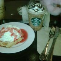 Photo taken at Starbucks Coffee by khym n. on 3/7/2013