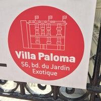 Photo taken at Nouveau Musée National de Monaco - Villa Paloma by Eleni M. on 6/3/2016