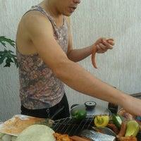 Photo taken at Ojo De Tigre Box y Muay Thai by Antoni M. on 7/6/2014