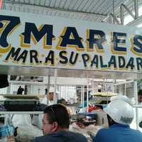 Photo taken at Mercado Hidalgo by Antoni M. on 4/18/2014