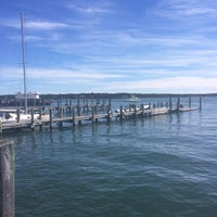 Photo taken at Greenport, NY by Kathleen B. on 9/14/2014