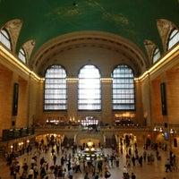 Photo prise au Grand Central Terminal par Gabriella H. le7/11/2013
