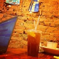 Photo taken at Blackbird Cafe by Nat F. on 1/3/2013