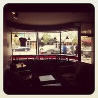 Photo taken at Blackbird Cafe by Nat F. on 9/26/2012