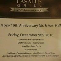 12/10/2016にKyle H.がLaSalle Grillで撮った写真