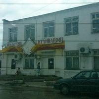 "Photo taken at Окская Кулинария ""Столовая"" by Татьяна А. on 8/26/2013"