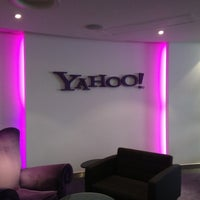 Photo taken at Yahoo! UK by Emma F. on 3/27/2013