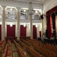 Photo taken at Концертный зал у Финляндского вокзала by Наташа Л. on 4/16/2013