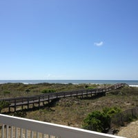 Photo taken at Sunset Beach by Jessica M. on 6/1/2013