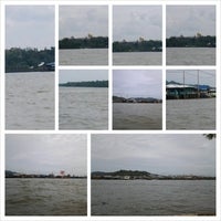 Photo taken at brunei river by Sergio S. on 7/31/2013