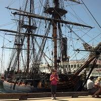 Das Foto wurde bei Maritime Museum of San Diego von Tony H. am 8/4/2013 aufgenommen