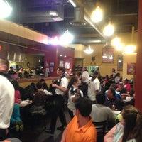 Photo taken at Kianti's Pizza & Pasta Bar by Yasmine J. on 4/28/2013
