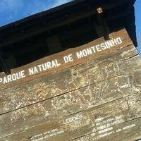 Photo taken at Parque Natural de Montesinho by André M. on 2/25/2013